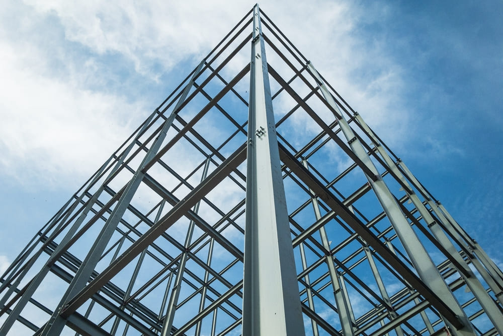 estrutura de aço